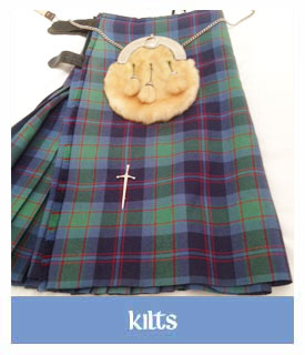 Used and second hand kilts